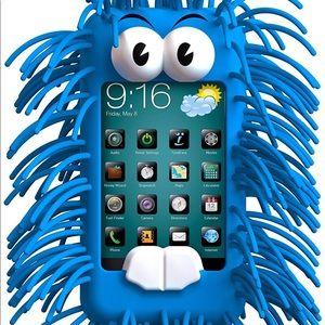 Fone Face Crash smart phone cover